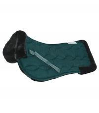 Saddle Pad with Synthetic Lambskin