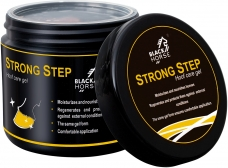 Strengthening gel mask for hooves