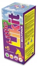 Likit Multipack, 5 vnt. x 250 g