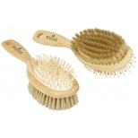 Tail- and Headbrush WOODY