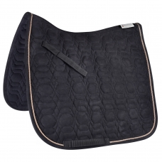 Rosé saddle pad