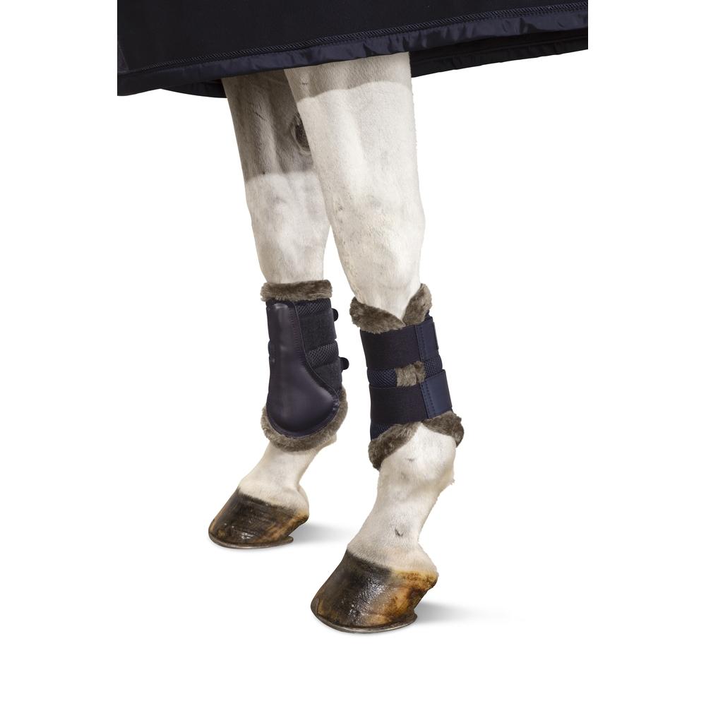 Tendon boots Eskadron Mesh Faux Fur Classic 2021