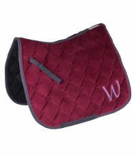 Saddle Pad Avignon Velvet