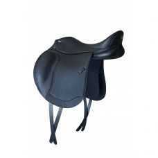 Letek Dressage Saddle Smooth S-Line