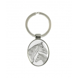 "Keyring ""Mare and Foal"""