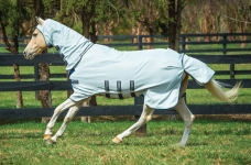 Rambo® Sweetitch Hoody with mask for pony