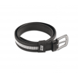Leather belt Stony