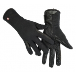 RIDING GLOVES PROFESSIONAL FLEECE & SILICONE