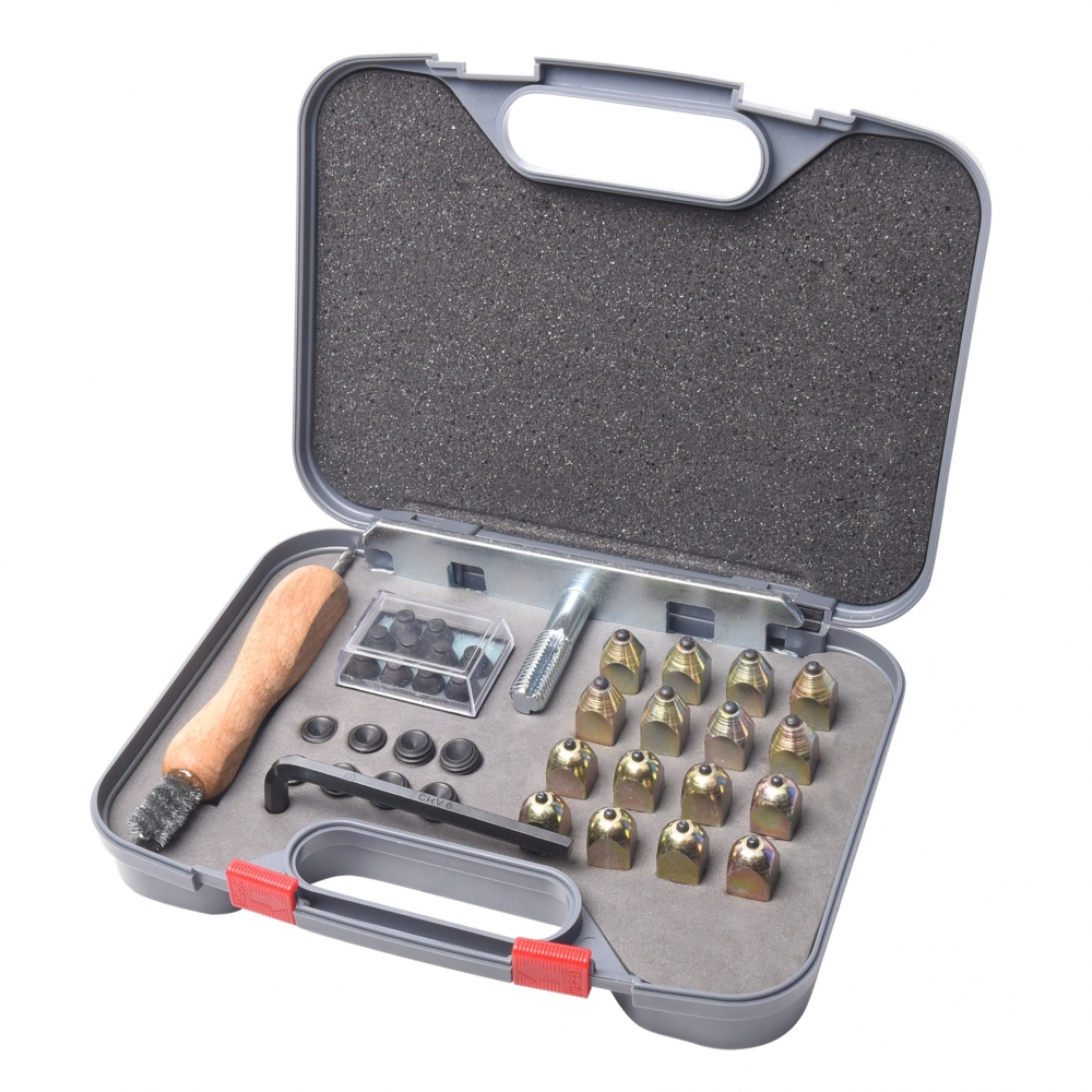 Stud Box, M 10