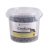 COOKIES, 3KG BUCKET, LICORICE