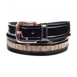 Leather belt Stony - (KOPIJA)