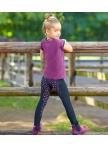 Child's riding leggins Lucky Viola