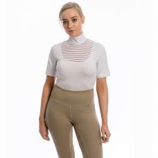 Ladies Lisa Comp Top Short Sleeve Shirts