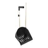 XL Shaker Manure Scoop, with rake