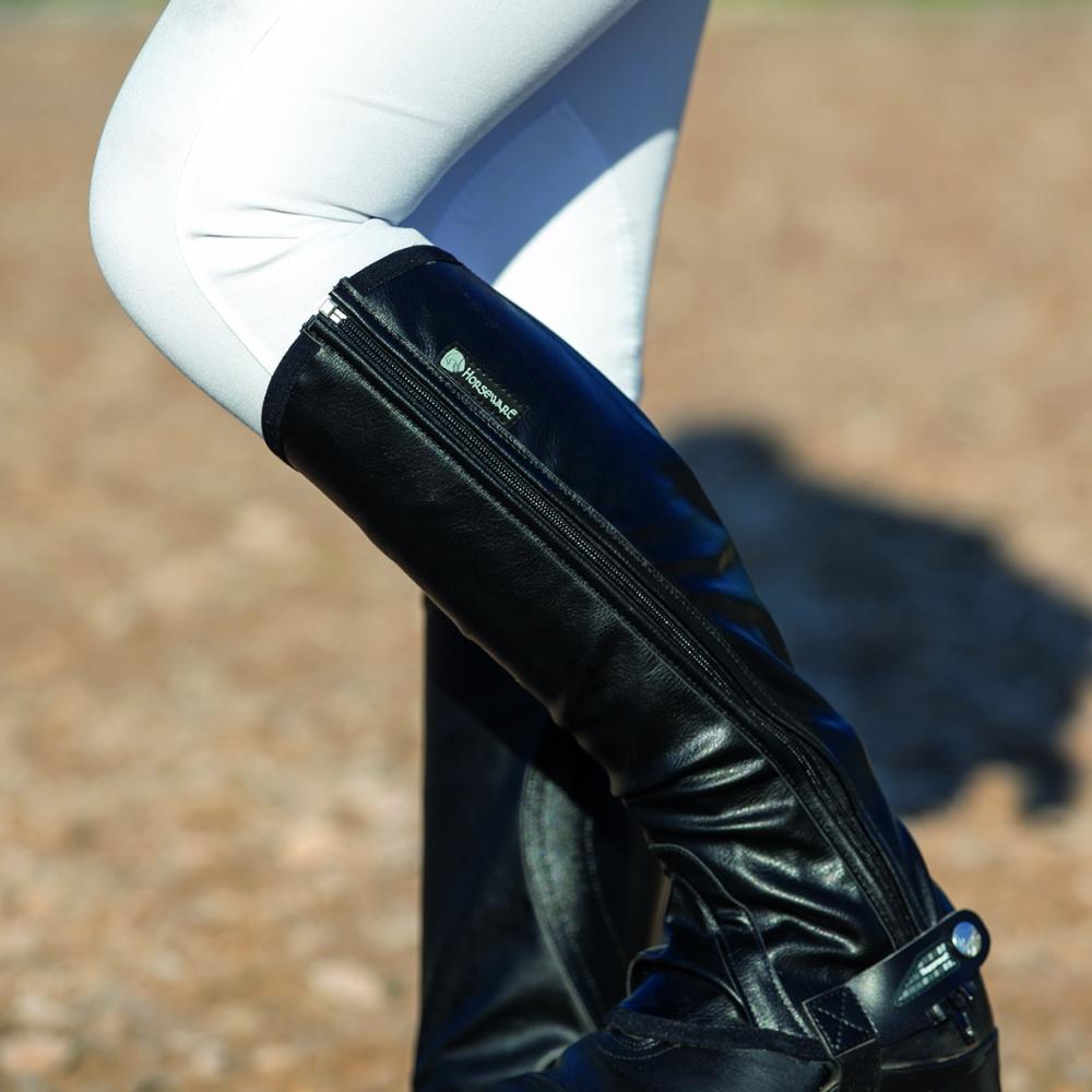 Как сделать краги для конного спорта