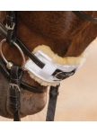 LAMBSKIN NOSE OR CHIN PROTECTION, 18 CM