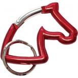 Aluminium Snap Hook Horse Head
