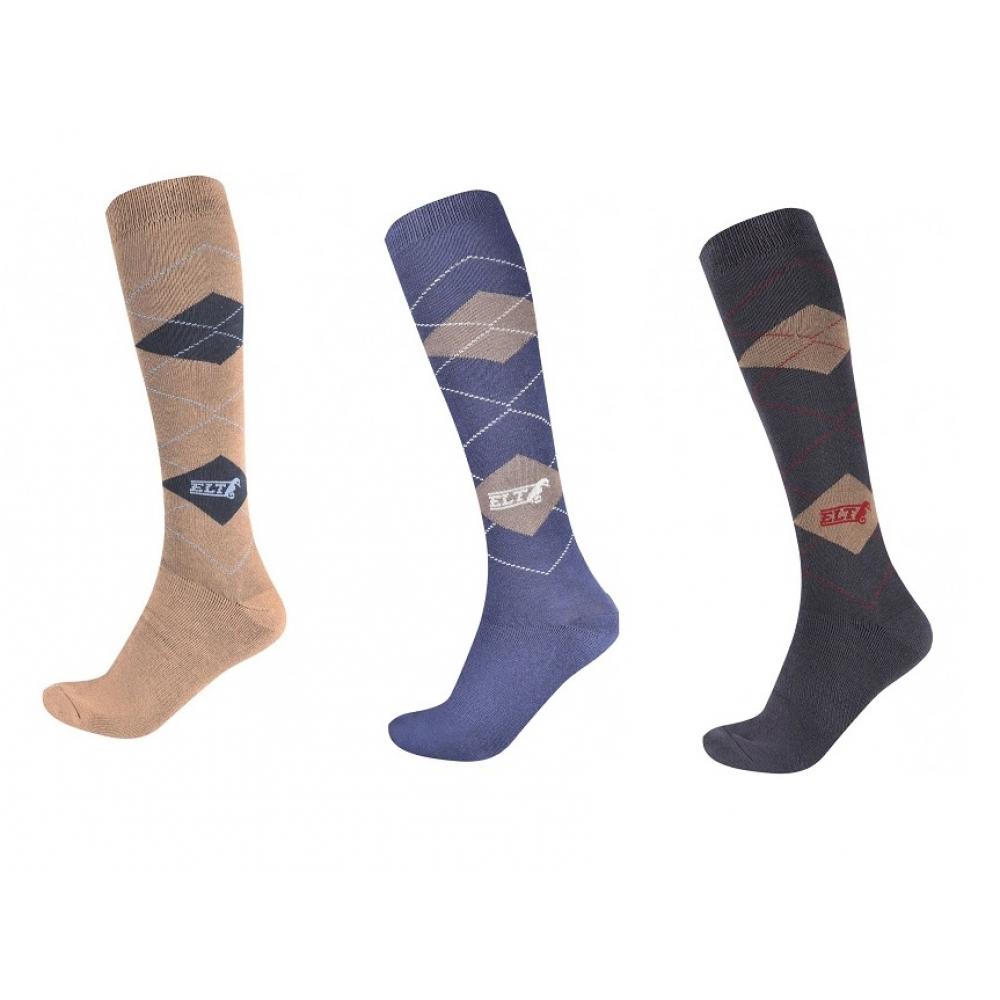 Riding socks Karo, set 3 pair