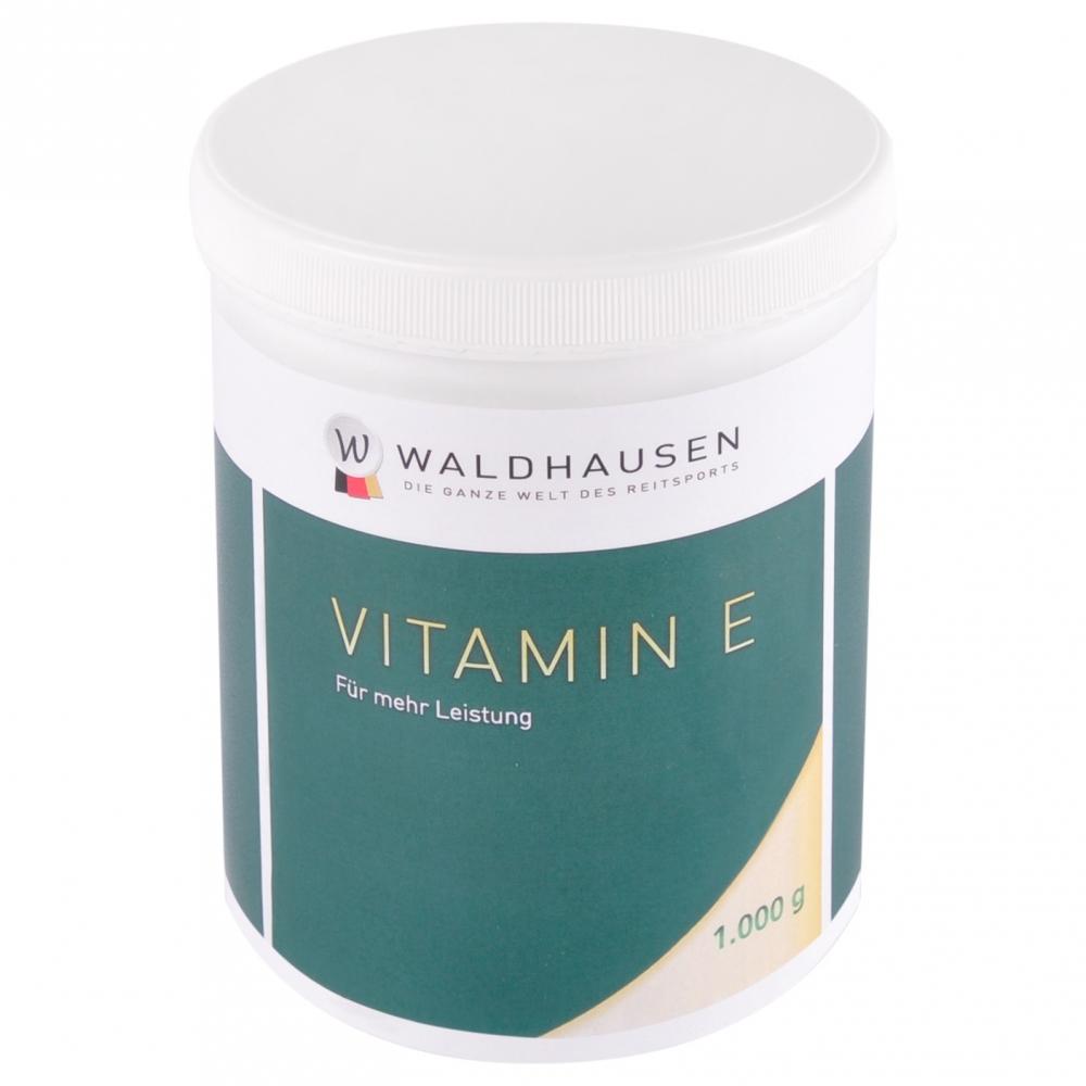 Vitamin E - for extra strength