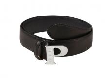 Leather belt Pikeur VegLine, 95 cm