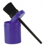Hoof Dressing Brush, dust proof