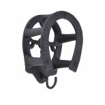 Cast iron bridle hook