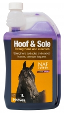 Hoof hardener NAF Hoof & Sole