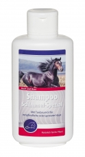 Shampoo for White Horses with Tea Tree Oil