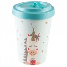 Dreaming Unicorn Bamboo Cup
