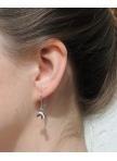 """Earrings """"3D Horse Head"""""""