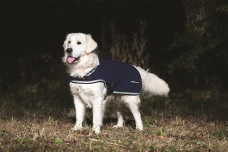 Rambo Grand Prix Waterproof Fleece Dog Coat Rug