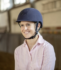Riding helmet Comfort Glory