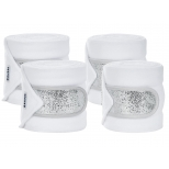 Fleece Bandage Classic Glitter, Set of 4
