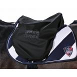Saddle cover, fleece