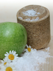 Mineral salt LollyRoll Apple