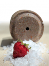 Mineral salt LollyRoll Strawberry