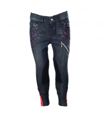Jeans Riding Breeches for kids CHAMPS