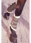 Soft tendon boots Eskadron Mesh Platinum
