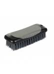 Dandy brush -Grippy- with hard bristles
