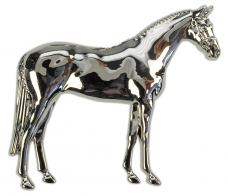 "3D Brooch ""Horse"" in box"