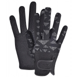 Metropolitan Reflective Riding Gloves