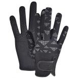 Metropolitan Reflective Riding Gloves