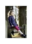 Riding leggings -Wendy- silicone knee patch - (KOPIJA)