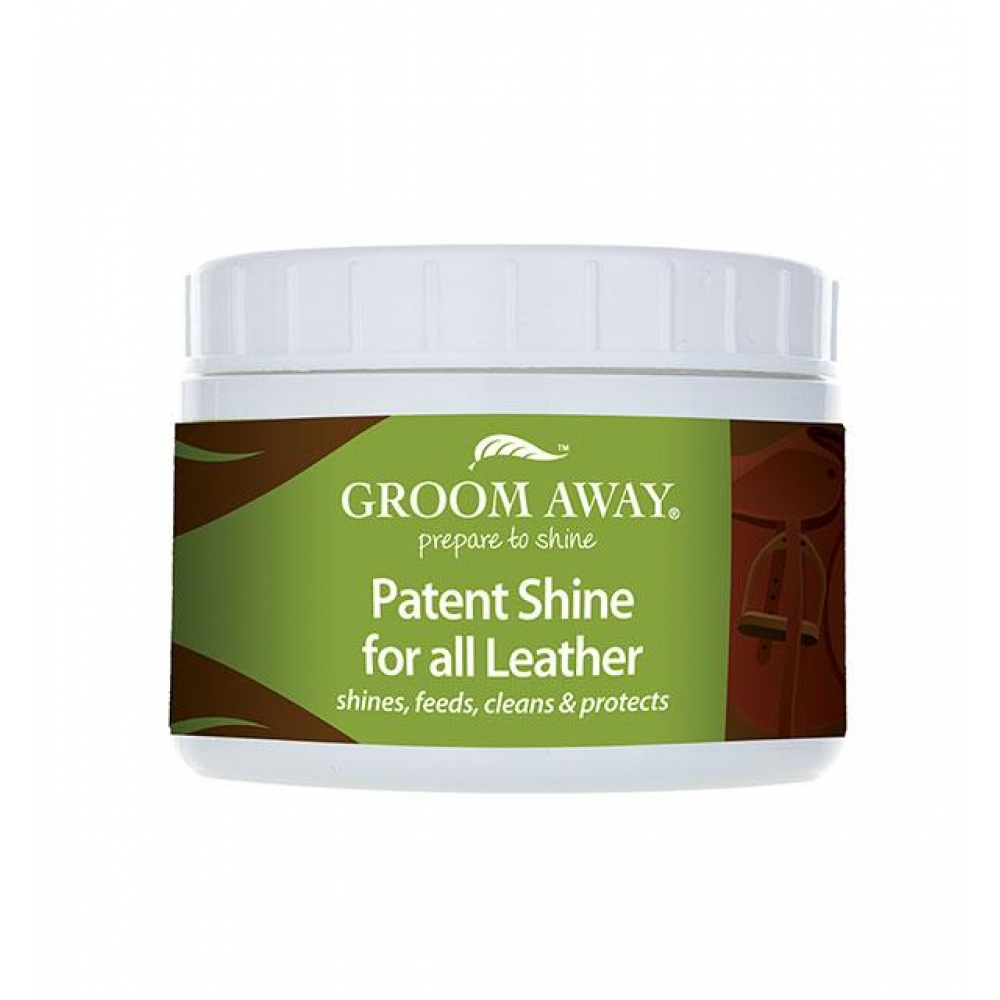 Patent Shine for all leather, 200g