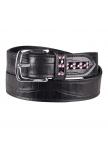 Leather belt Summer