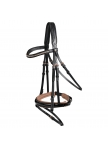 Waldhausen Rosewood X-Line Patent Leather Bridle